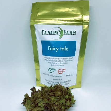 Fairy Tale busta 1.5 gr